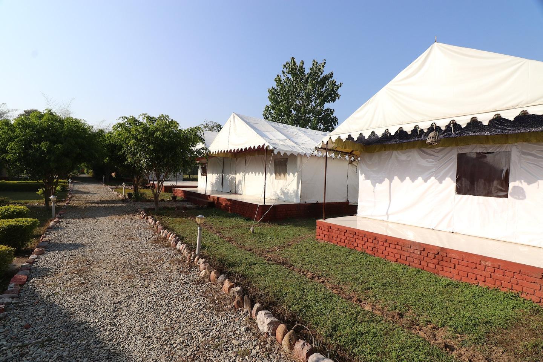 OYO 22980 Corbett Pawalgarh Resort -1