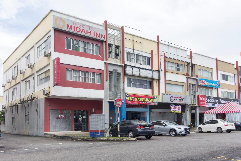 OYO 502 Midah Inn Puchong -1