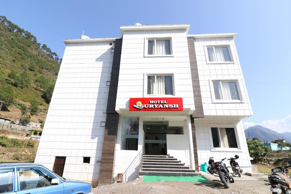 OYO 23159 Hotel Suryansh