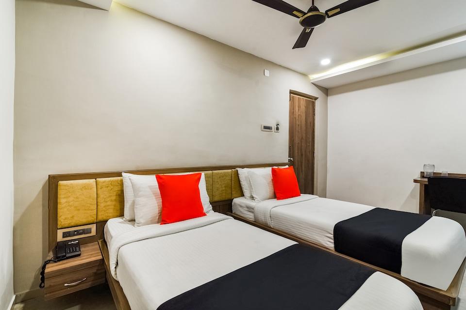 Capital O TPI082 Jai Balaji Inn, Kapila Theertham Tirupati, Tirupati
