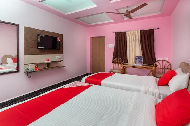 OYO 23398 Sri Murugan Beach Paradise