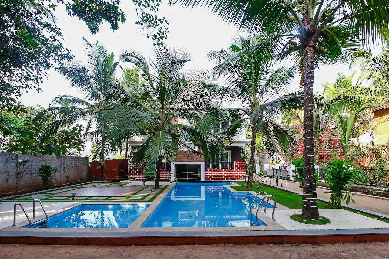OYO Home 24226 Pool View 1BHK Villa -1