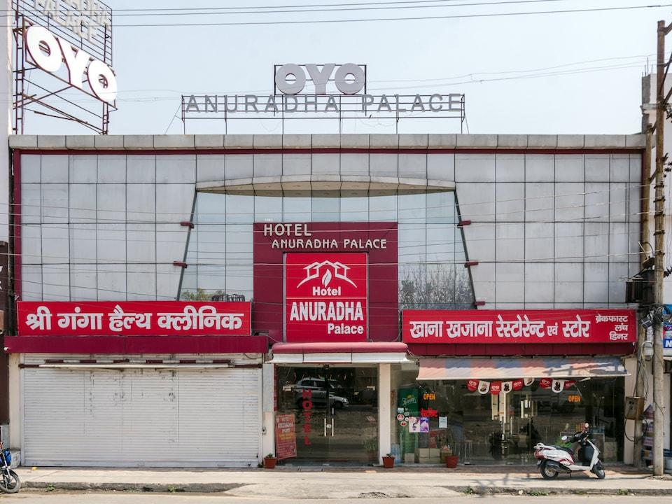 OYO 24473 Anuradha Palace