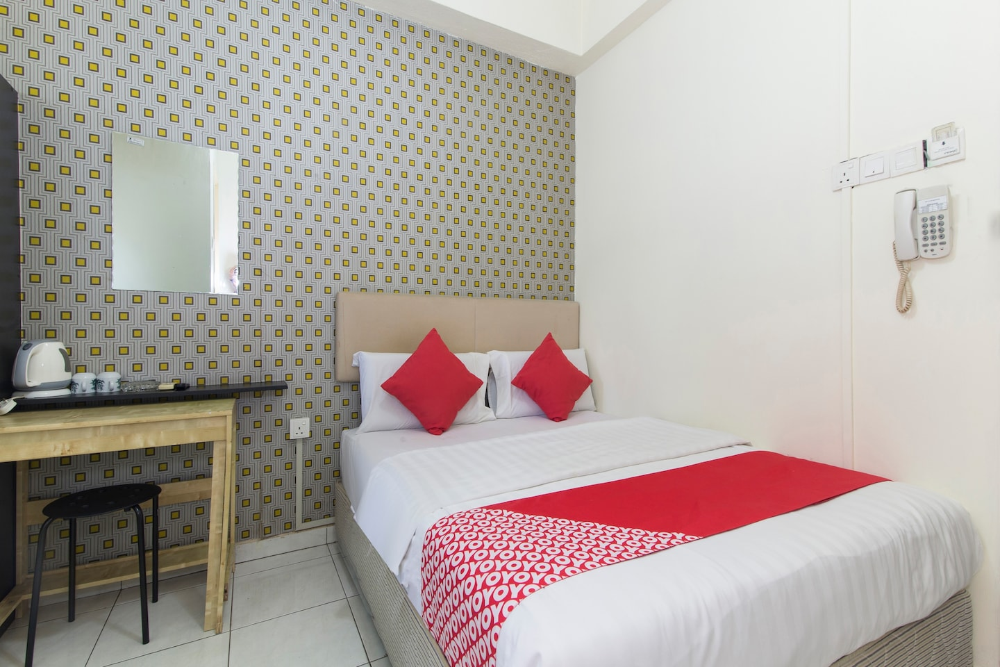 OYO 555 Victory Street Boutique Hotel -1