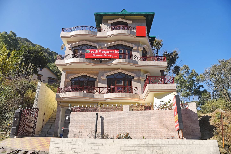 OYO 24634 Kasauli Pinegrooves Inn -1