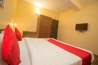 OYO 24858 The Hotel Kizomla Deluxe
