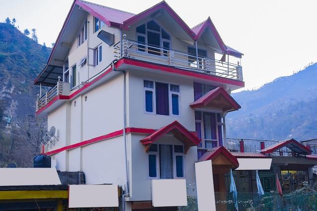 OYO 25126 Hotel Mansarovar