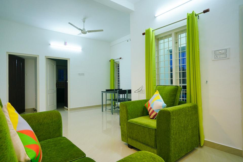 OYO 26876 Cozy Suqoon Residency