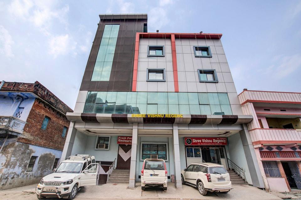 OYO 26889 Hotel Shree Vishnu Regency