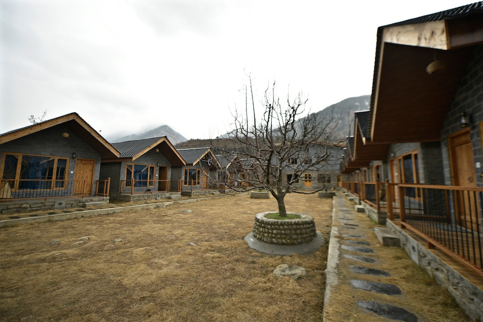 OYO 26982 The Stay (luxury Chalet)