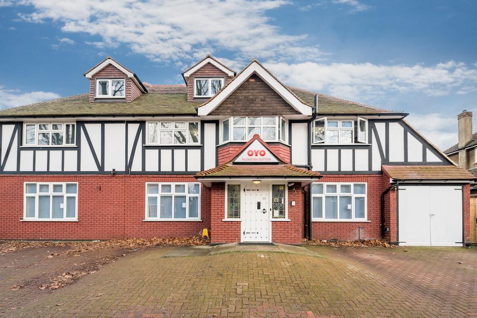 OYO Flexistay Aparthotel Sutton