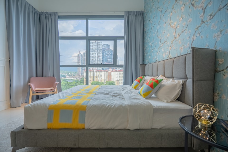 OYO Home 659 Cosy 1BR 3 Towers