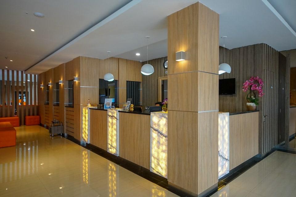 OYO 344 KR Hotel, Palembang Kota, Palembang