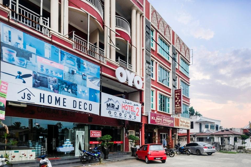 OYO 717 Mr J Hotel Wakaf Che Yeh 2