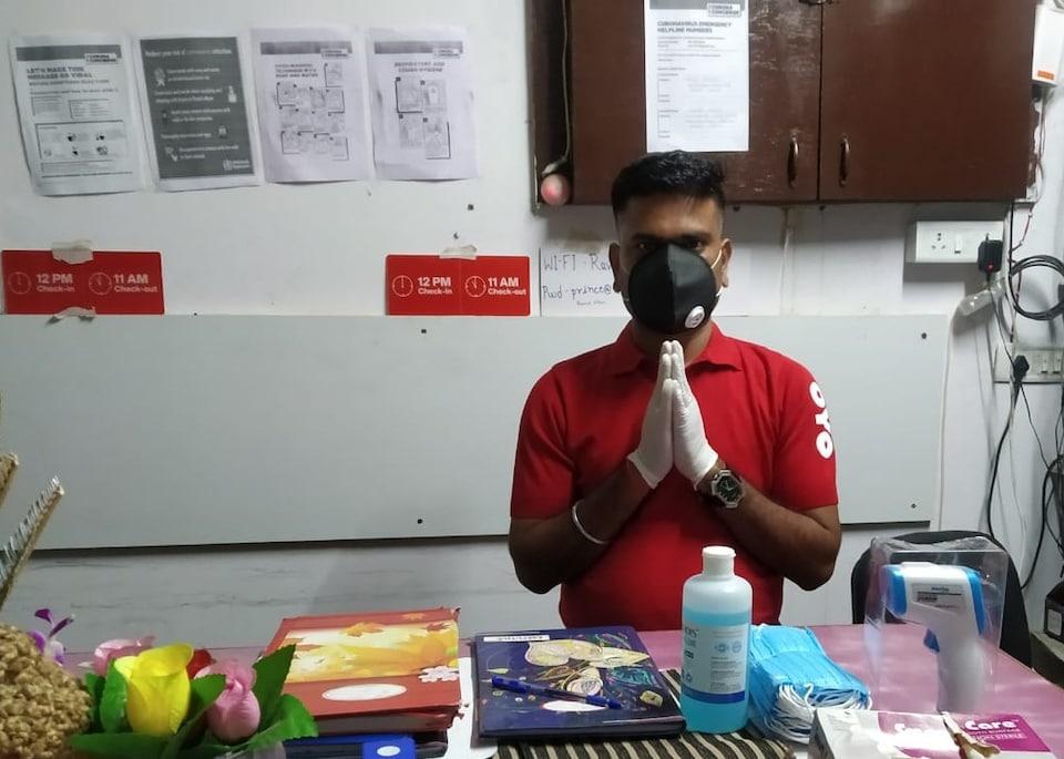 OYO 28691 Hotel Golden Star, MP Nagar Bhopal, Bhopal
