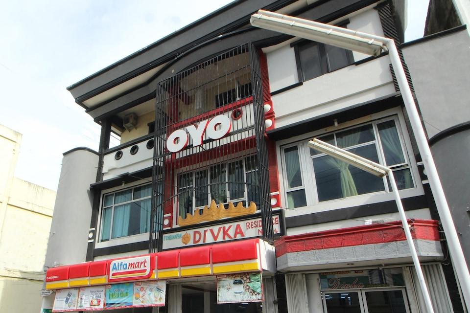 OYO 451 Divka Residence Syariah