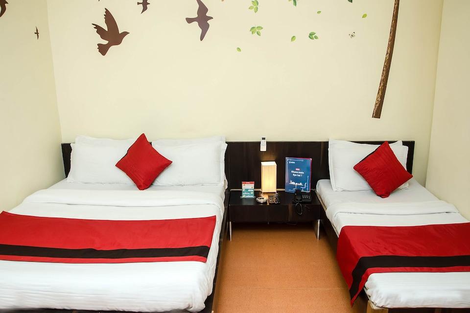 OYO 597 Hotel Relax Inn, Satellite-Prahlad Nagar Ahmedabad, Ahmedabad