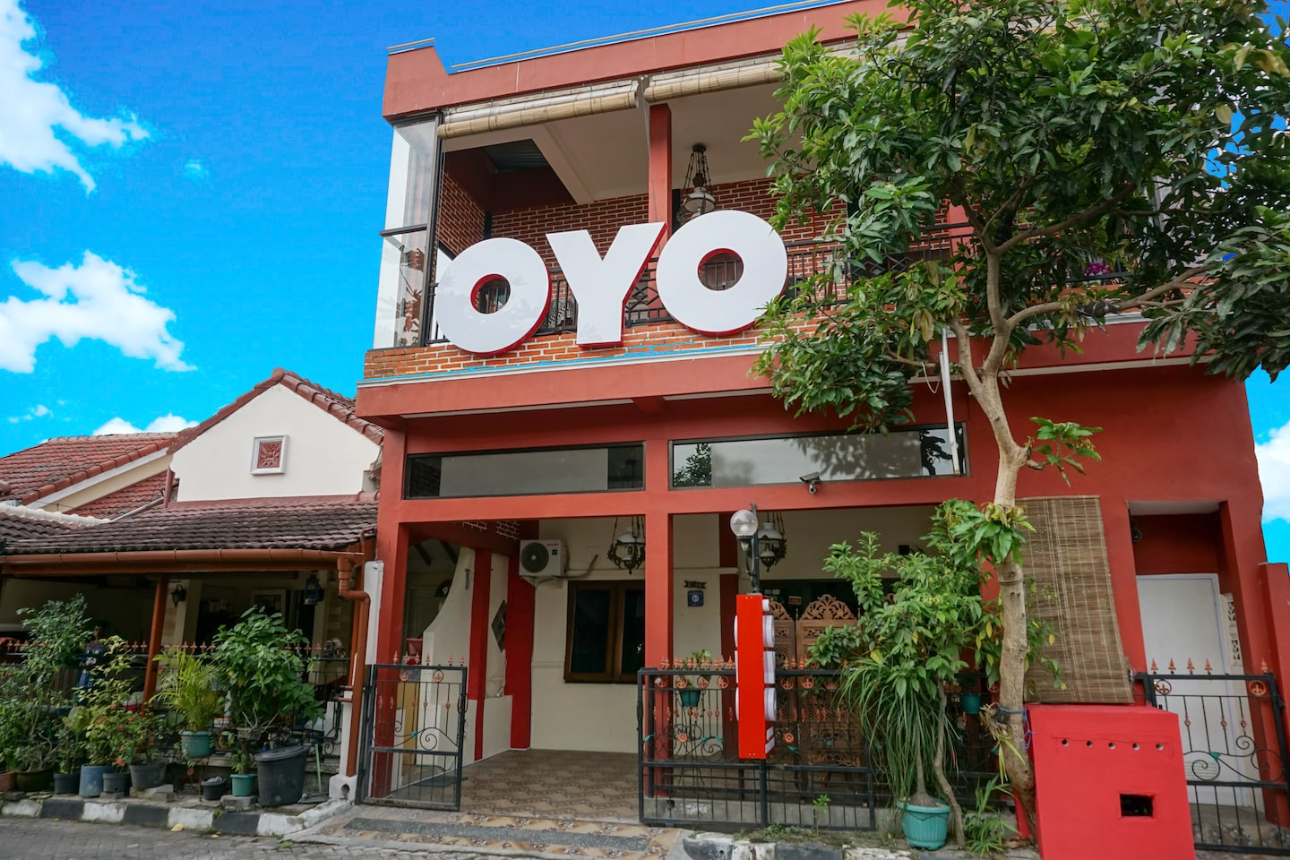 OYO 465 Alam Citra Bed & Breakfast -1