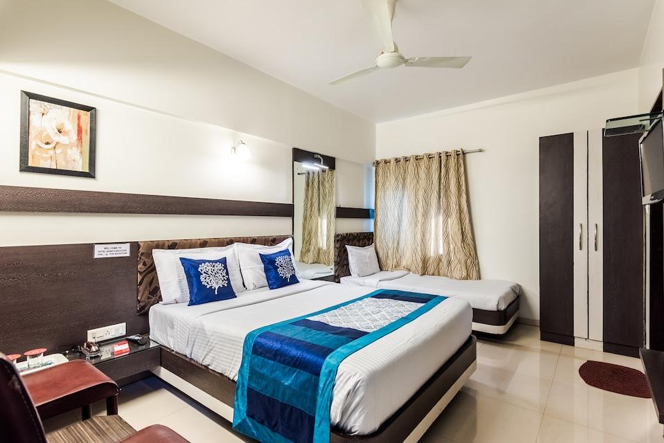 OYO 3375 Hotel Rama Executive