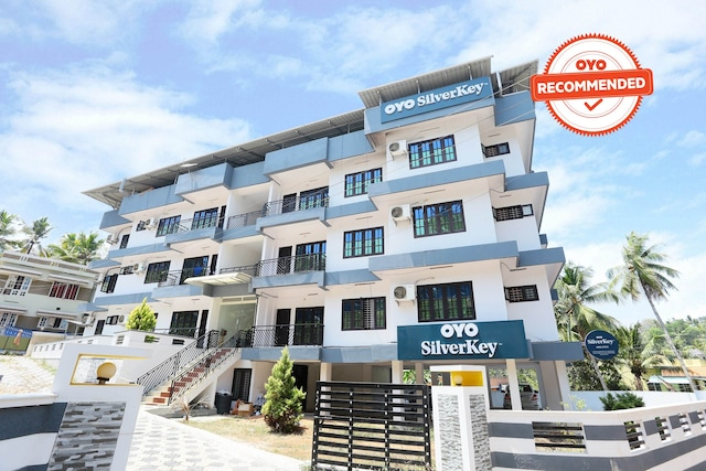 SilverKey Executive Stays 29252 Jobby Technopark