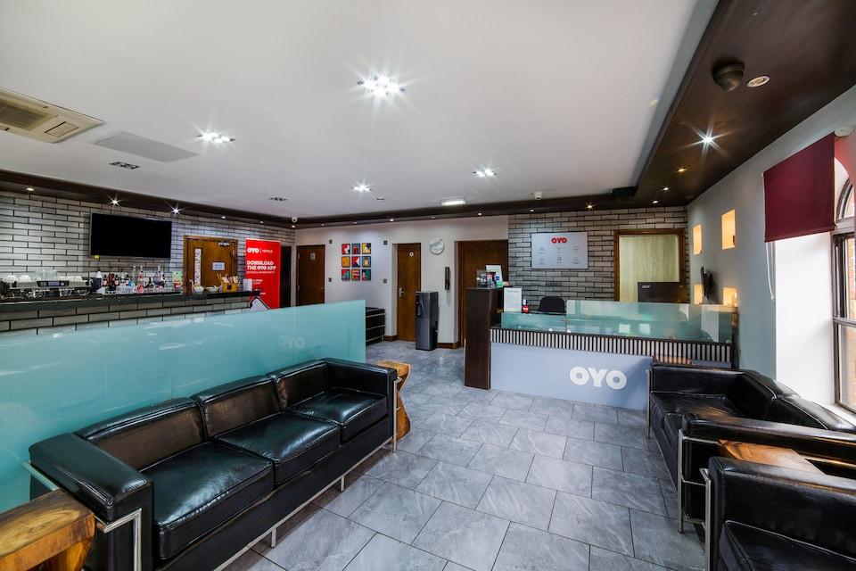 OYO Epsilon Hotel, Stratford London, London