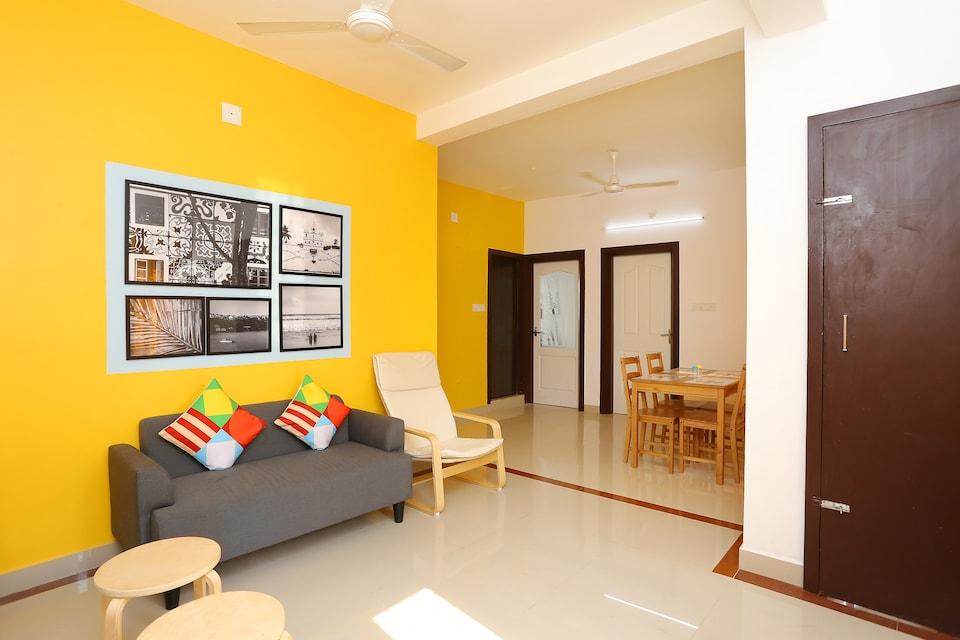 OYO Home 29588 Contemporary 2 BHK Aluva