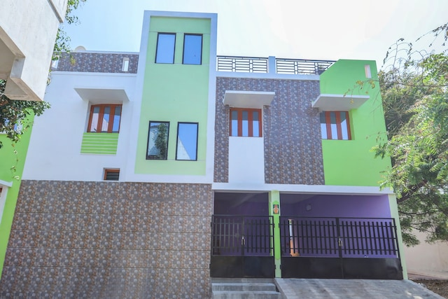 OYO 30117 Compact 1BHK Near Airport