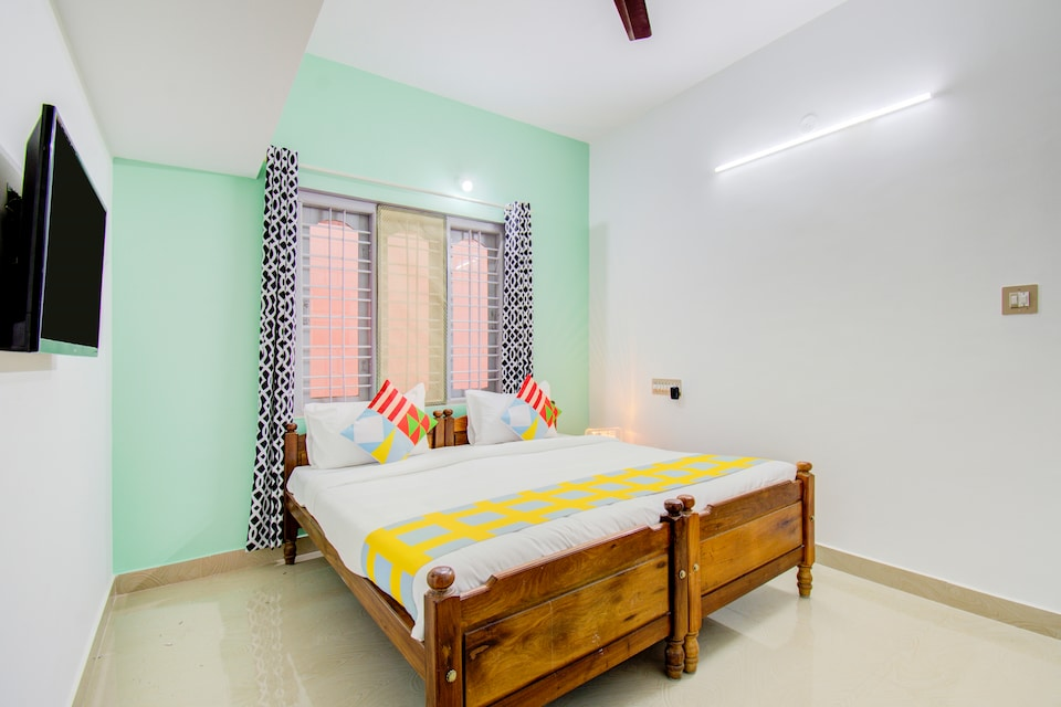 OYO Home 30429 Peaceful 2BHK Madikeri