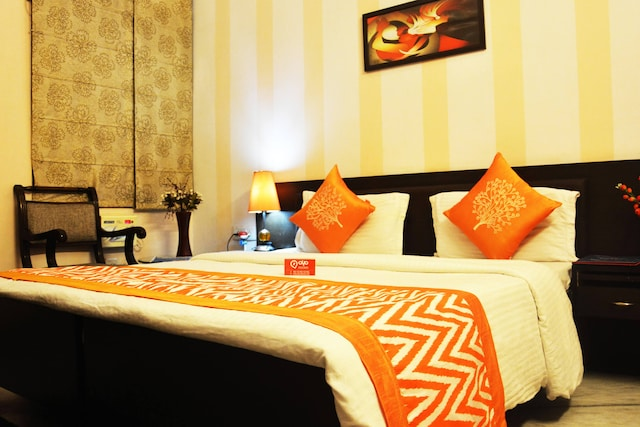 OYO Rooms 153 Huda Metro Station
