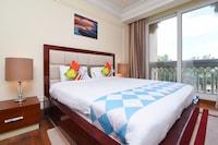 OYO Home 161 1BHK Taj Grandeur Palm