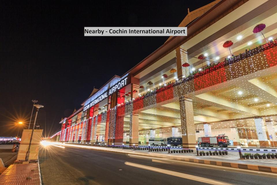 OYO 30748 Comfortable 1 BHK Airport