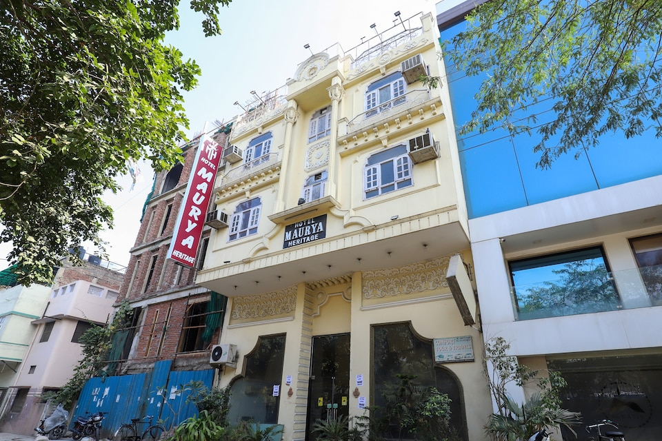 Capital O DEL1433 Hotel Maurya Haritage, Karol Bagh Delhi, Delhi