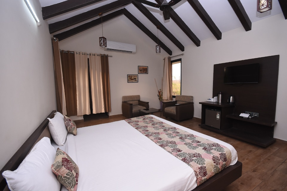 Palette- Tiger Village Resort (Unit of Vanraj Wildlife Resorts)