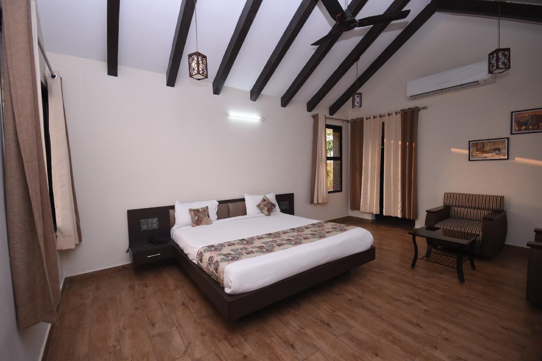 Palette- Tiger Village Resort (Unit of Vanraj Wildlife Resorts) -1