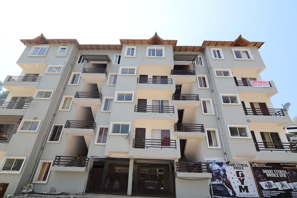 OYO Home 35883 Peaceful 1BHK Bhowali