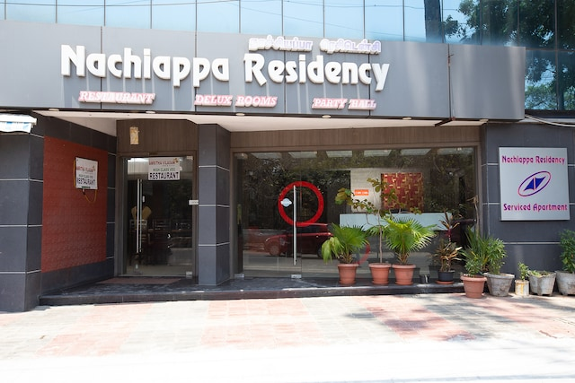 Collection O 224 Nachiappa Residency