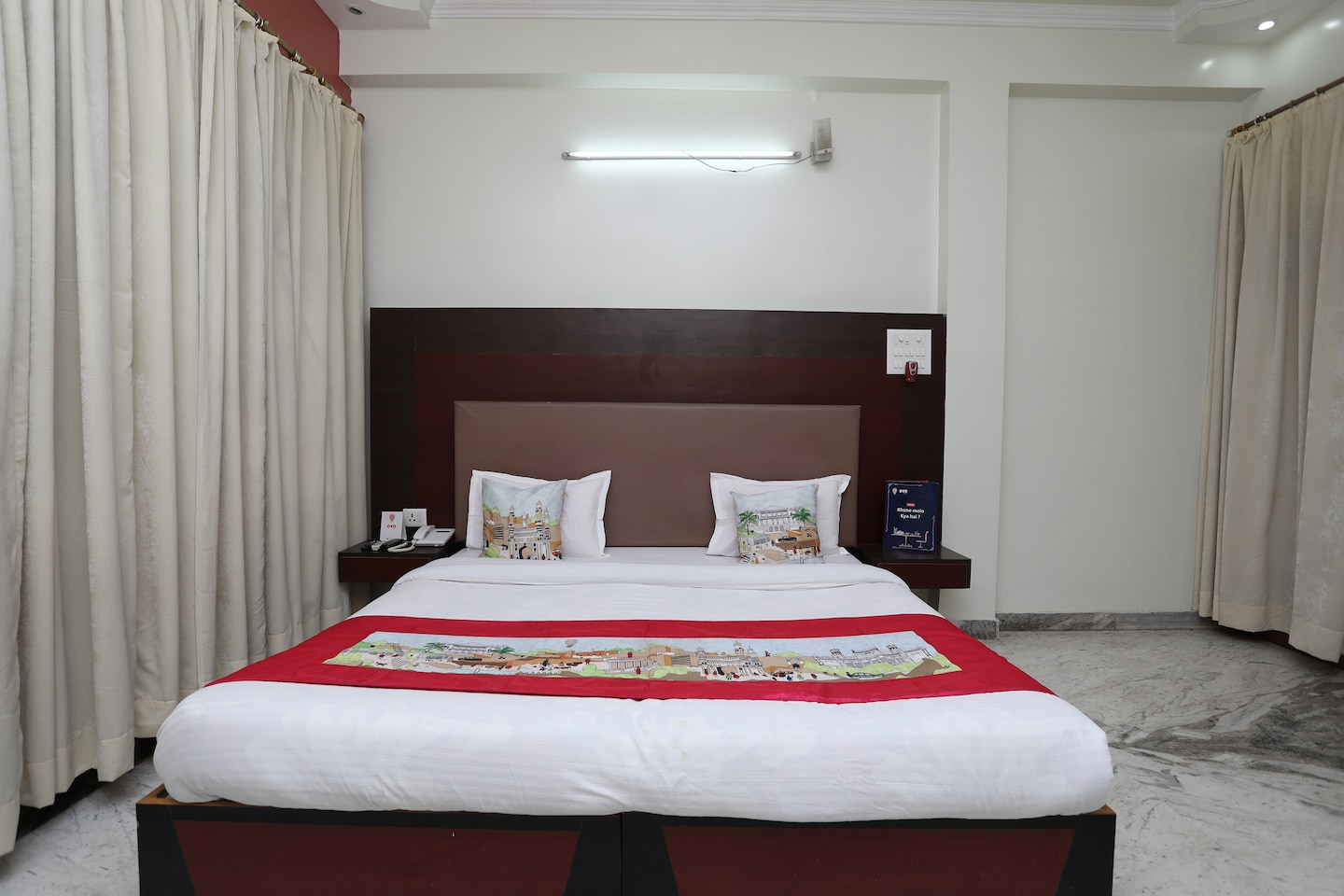OYO 9862 Home Stay Spring Fields Room-1