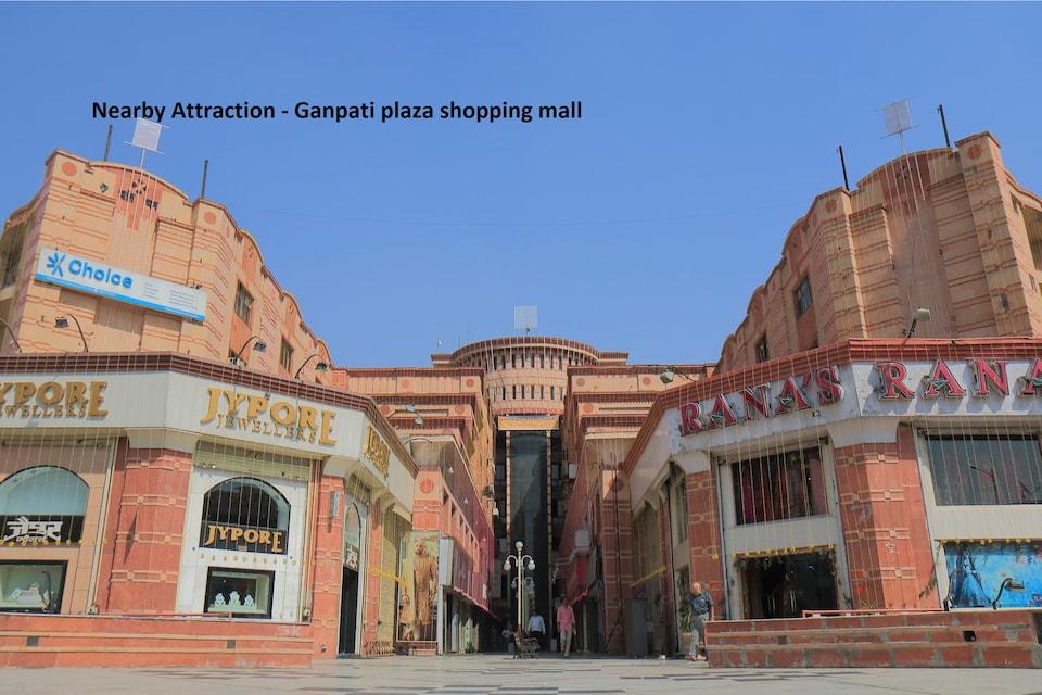 SPOT ON 36122 Hotel The Royal Plaza, Vaishali Nagar Jaipur, Jaipur