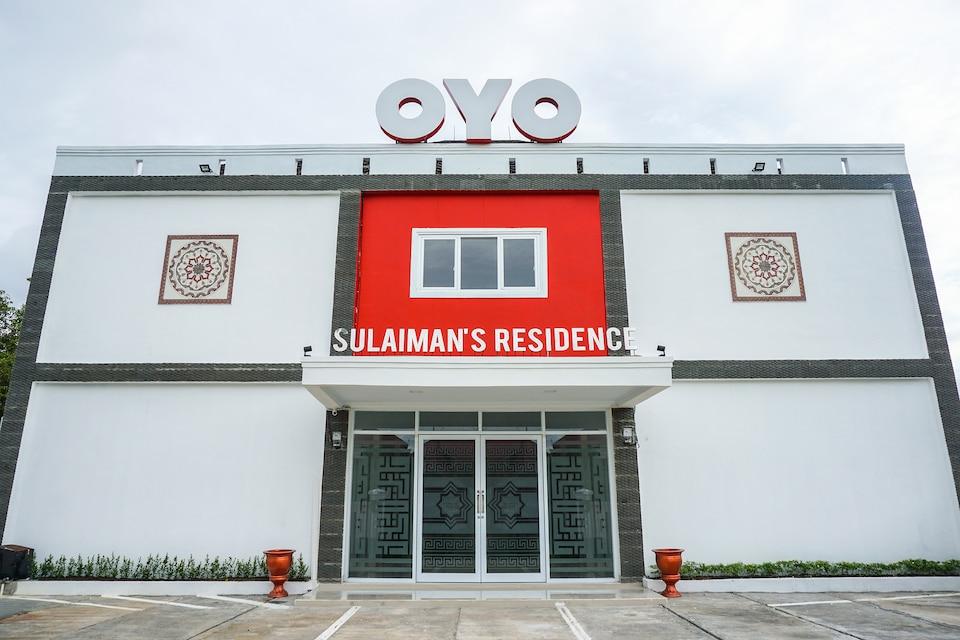 OYO 721 Sulaiman Residence Syariah
