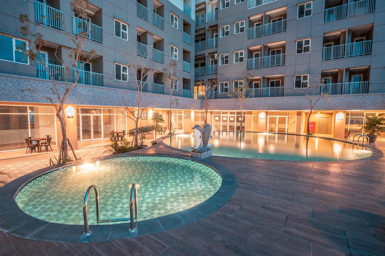 OYO Flagship 728 Baileys Apartment -1