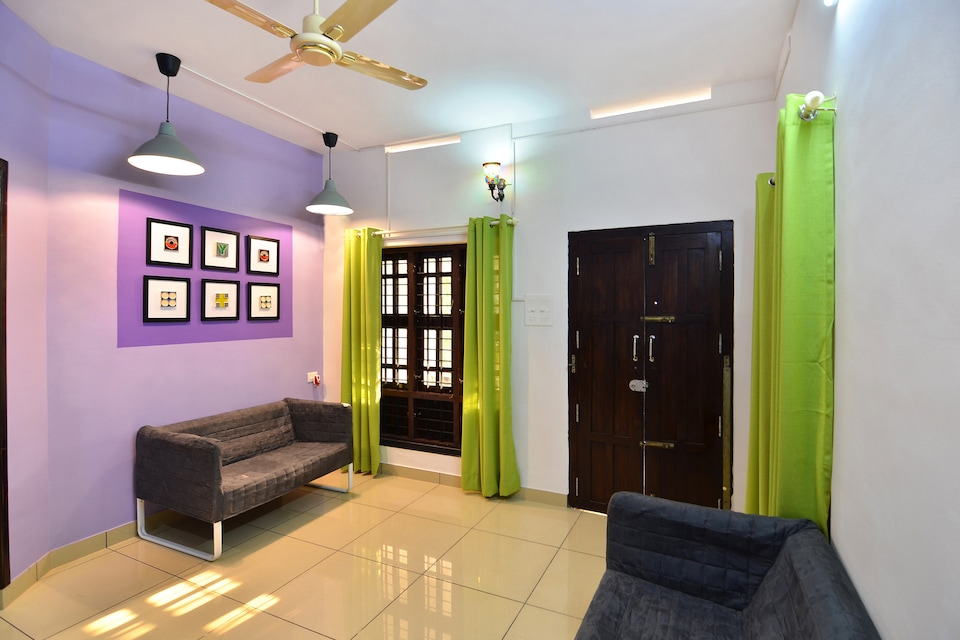 OYO Home 36283 Lively Stay Near Technopark