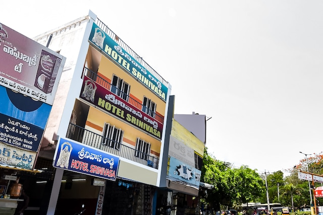 SPOT ON 36583 Hotel Srinivasa Residency SPOT