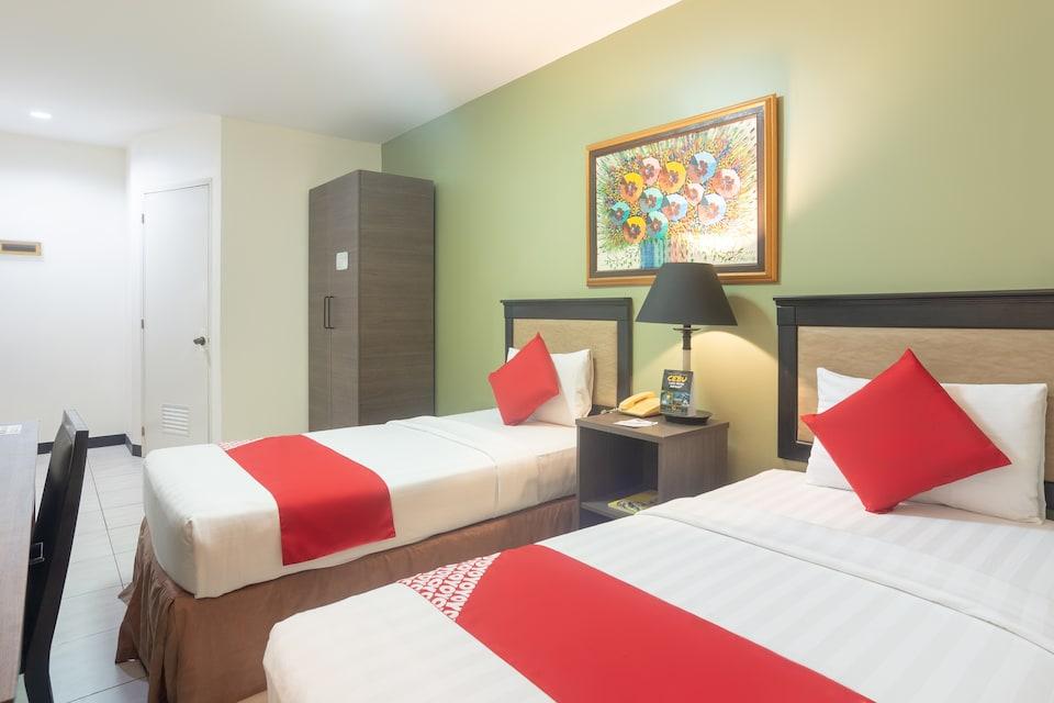 OYO 187 The Maxwell Hotel, Capitol Site, Cebu