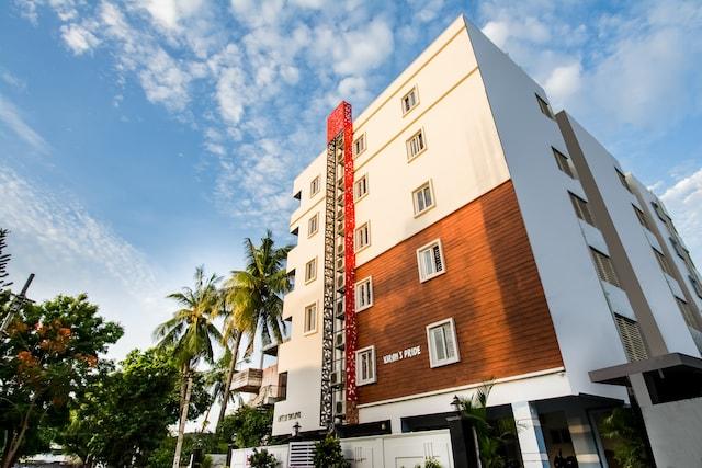 Hotels in Vijayawada Starting @ ₹827 - Upto 69% OFF on 34
