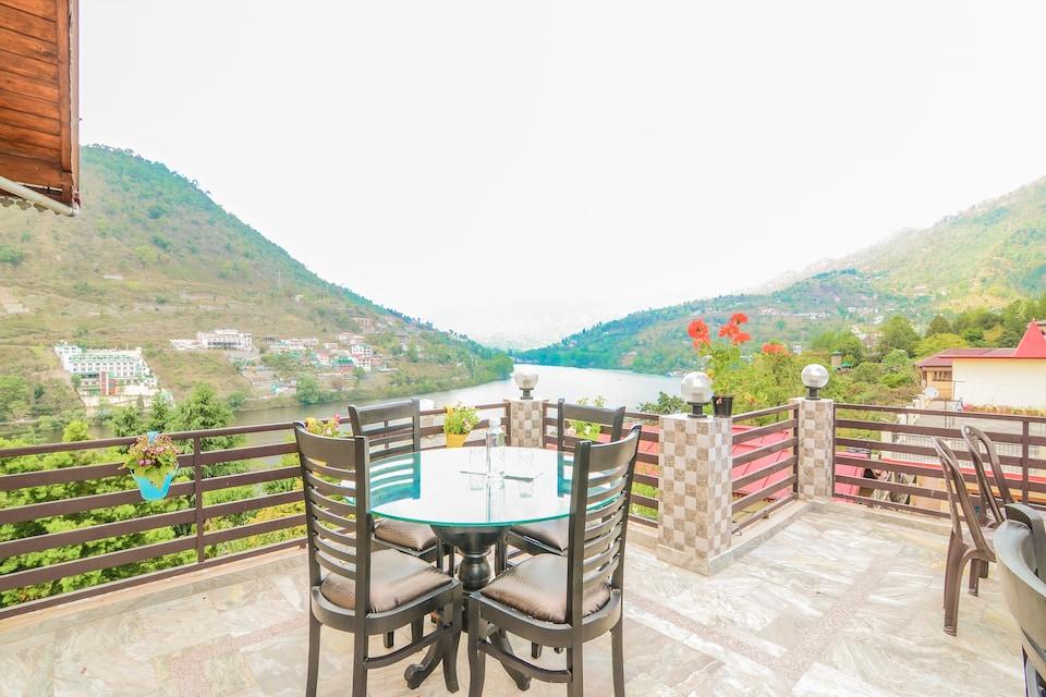 OYO Home 37695 Luxurious Stay Bhimtal