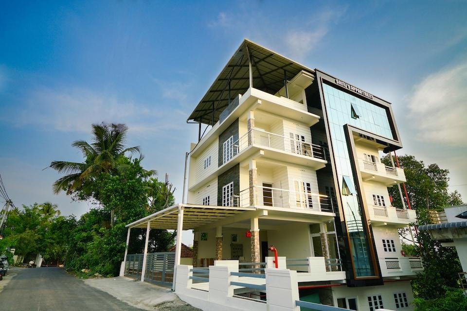 OYO 37716 Sainus Apartment 1bhk