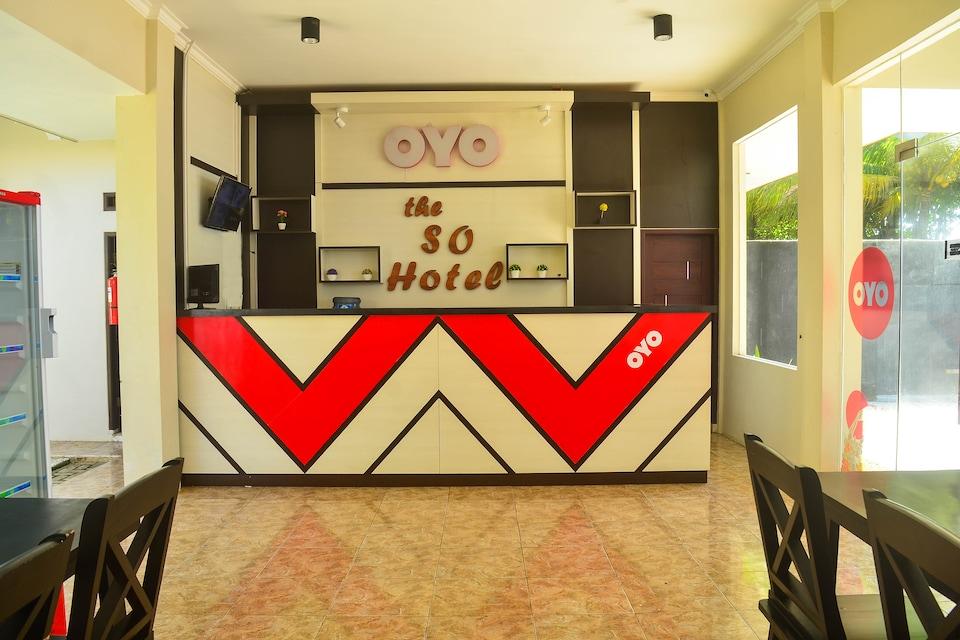 OYO 816 The So Hotel, Batukaras Pangandaran, Pangandaran