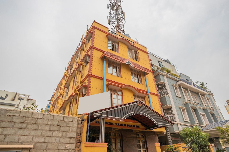 SPOT ON 37955 Manjunatha Paradise -1