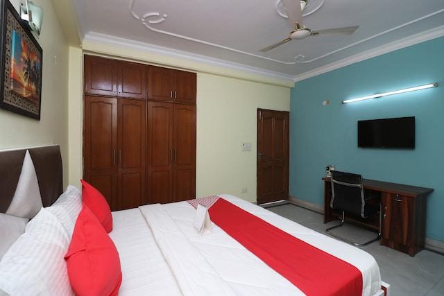 OYO 38025 Hotel The Rock Residency