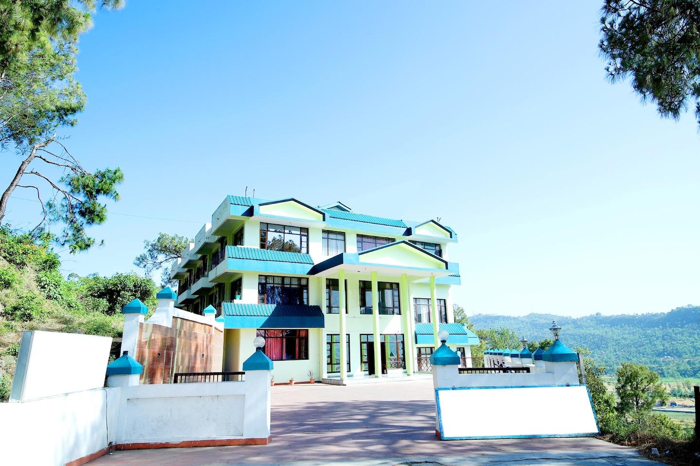 SPOT ON 38028 Hotel Green Valley -1